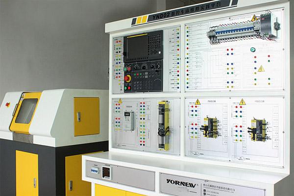 数控车床维修调式实验台